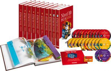 Comprar Nivel 10 Plus Todos los recursos para el estudiante