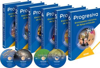 Comprar Progresiva Enciclopedia Interactiva de Apoyo al Estudio