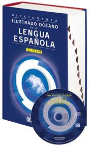 Comprar Diccionario Ilustrado Océano de la Lengua española