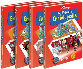 Comprar Mi Primera Enciclopedia Disney