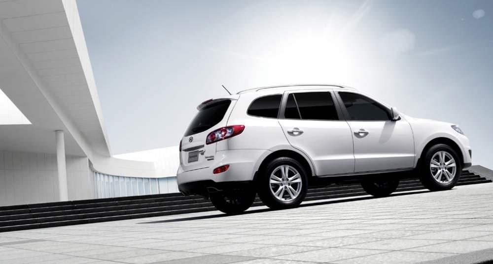 Comprar Automóvil Hyundai Santa Fe