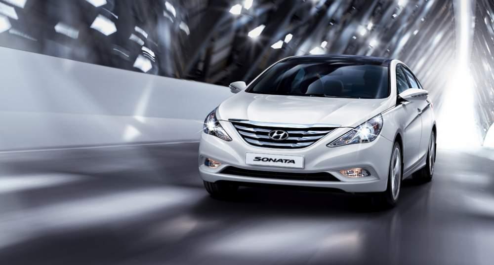 Comprar Automóvil Hyundai Sonata