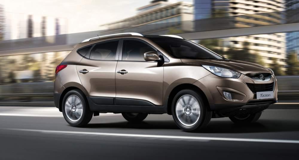 Comprar Automóvil Hyundai Tucson