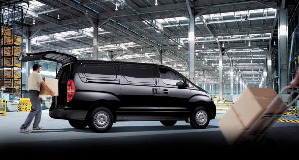 Comprar Automóvil Hyundai H1 Furgón