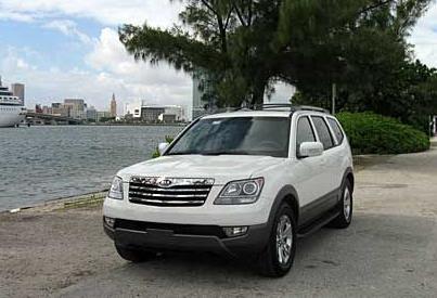 Comprar Automovile Kia Borrego EX 4x4 2009