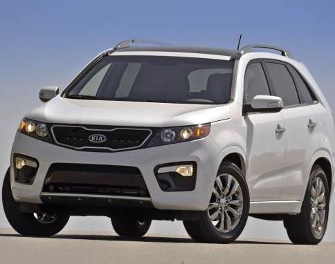 Comprar Automovile Kia Sorento 2012
