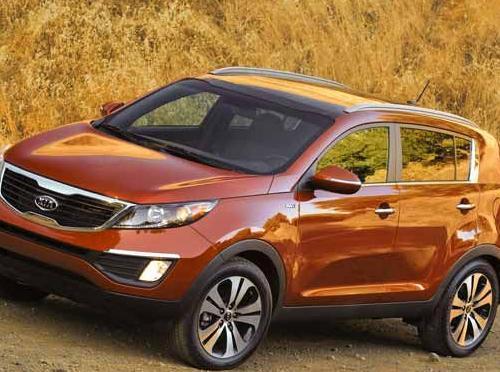 Comprar Automovile Kia Sportage 2011