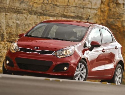 Comprar Automovile Kia Rio 5 EX 2012