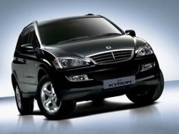 Comprar Ssangyong New Kyron 2WD