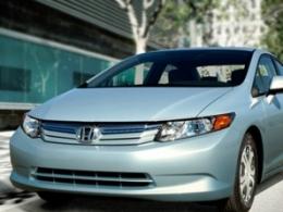Comprar Honda Civic Hybrid