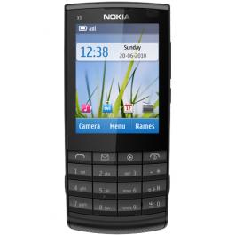Comprar Nokia X3-02 Touch and Type - Negro