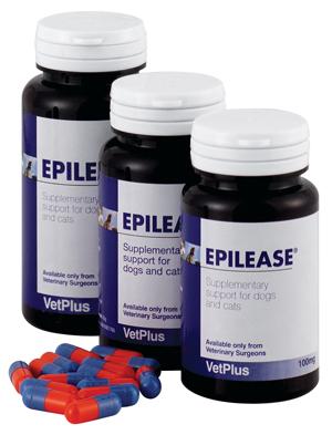 Comprar EPILEASE 100 mg 120 Cápsulas