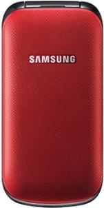 Comprar Samsung E1190 Rojo