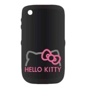 Comprar Hello Kitty Carcasa Blackberry 8520/9300 Negro