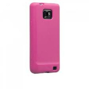 Comprar Case-Mate Carcasa flexible Samsung Galaxy SII Rosa