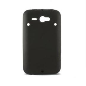 Comprar Kasix Funda de silicona para HTC Chachacha Negro