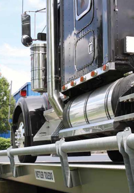 Comprar Plataformas de acero para Balanzas de Camiones Mettler Toledo