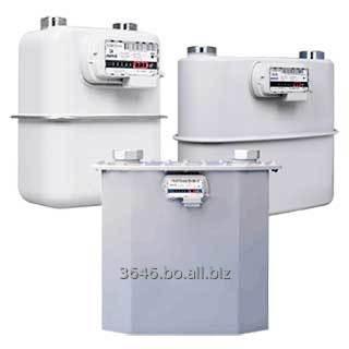 Comprar Medidores de gas comerciales e industriales tipo diafragma