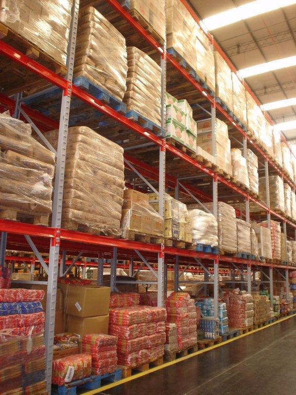Comprar Estanterías Industriales (Racks) para almacenaje