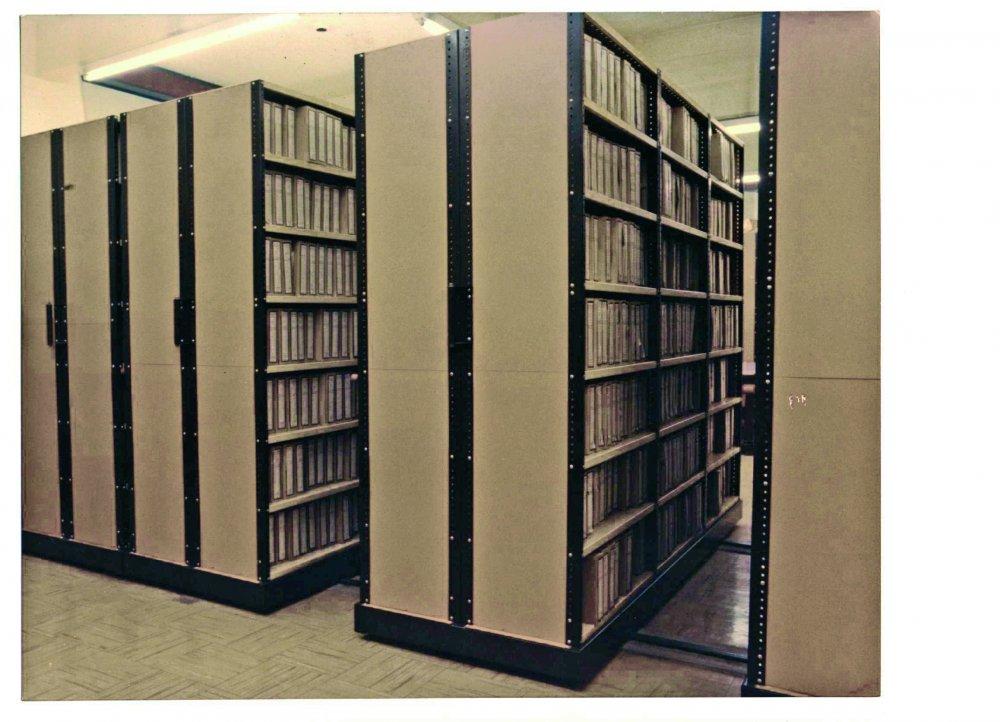 Comprar Archiveros móviles (deslizables)