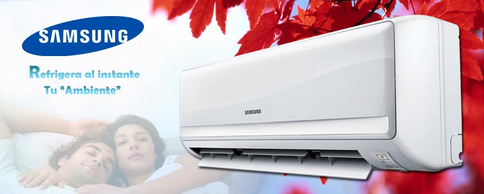 Comprar Samsung Aires Acondicionados Split frío/calor