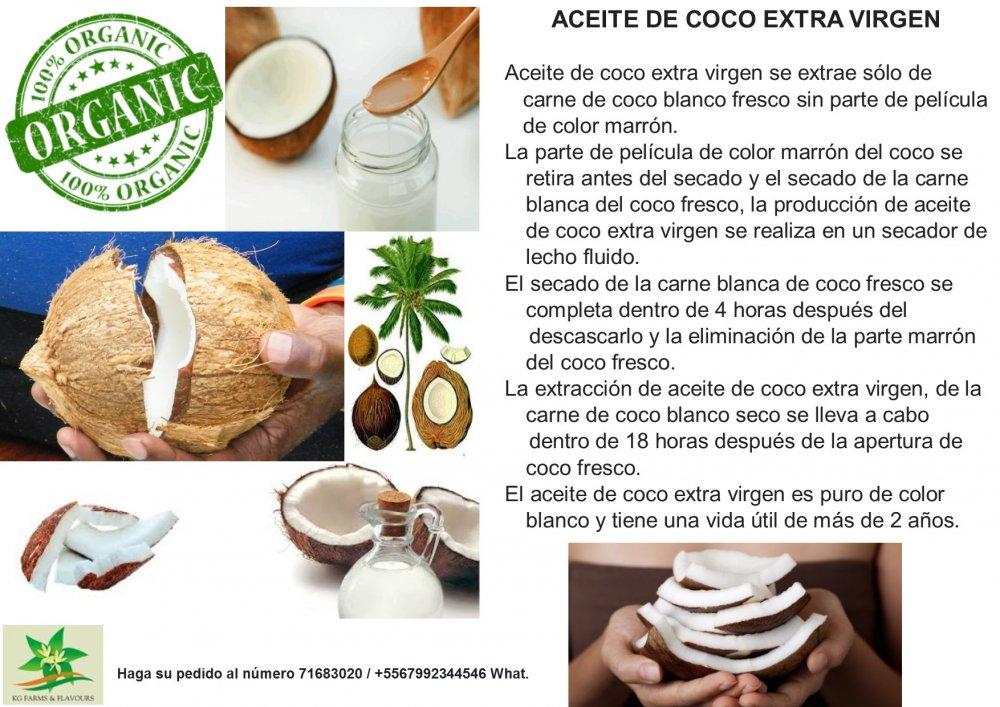 Comprar Aceite De Coco Extra Virgen
