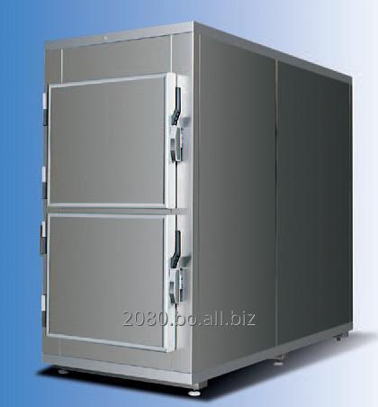 Comprar SLDCEACA07 Cámara frigorífica 2 cuerpos 0°C