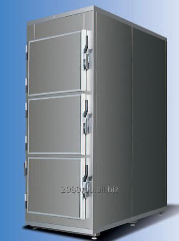 Comprar SLDCEACA13 Cámara frigorífica 3 cuerpos 0°C