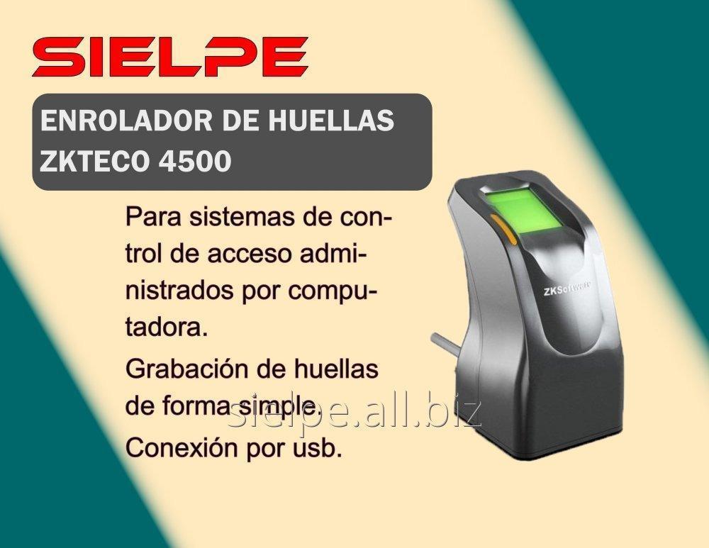 Comprar ENROLADOR / GRABADOR DE HUELLAS ZK4500 ZKTECO