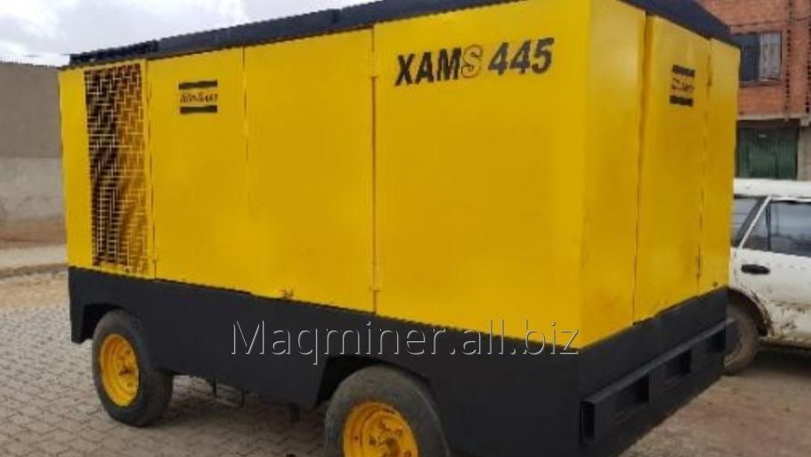 Comprar Compresor de aire ATLAS COPCO XAMS445