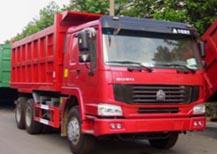 Comprar Volqueta Howo 6X4 Tipper 290HP
