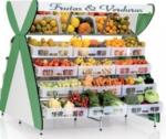 Comprar Exhibidor de Frutas Central