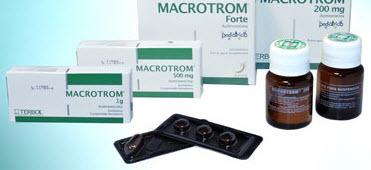Azitromicina Macrotrom
