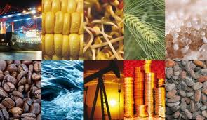 Productos Commodities