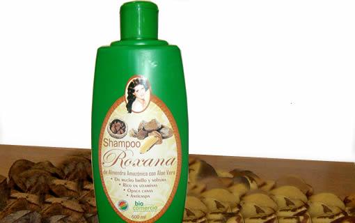 Comprar Shampoo Roxana de almendra amazónica con Aloe Vera