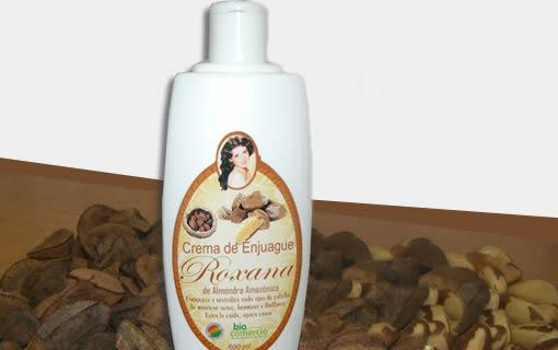 Comprar Crema de Enjuague Roxana de Almendra amazónica
