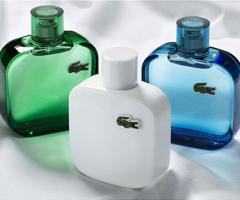 Perfume - Lacoste para Hombre Blanco