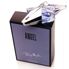 Perfume Angel By Therry Mugler