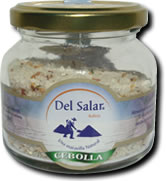 Sal Natural con Cebolla