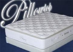 Colchon De Resortes Pillowtop