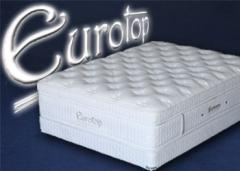 Colchon De Resortes Eurotop