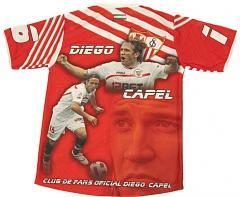 Camiseta Diego Capel