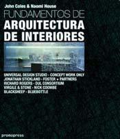 Libro Fundamentos de la Arquitectura Interior de