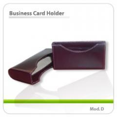 Business Card Holder Mod. D