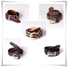 Cinturones de Vestir