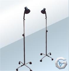 Lámpara Cuello de Ganso