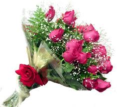 Bouquet 12 Rosas Premium