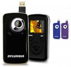 Cámara fotográfica 4x digital zoom - sylvania