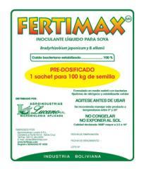 Protector : Fertimax, Inoculante Lнquido para