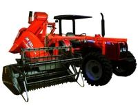 Cosechadora de trigo